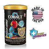 Cobalt Aquatics Discus Hans Flake, 5 oz