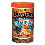 Tetra Goldfish Flakes, Clear Water Formula 2.2 Ounce - 77127