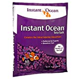 Instant Ocean Sea Salt for Marine Aquariums, Nitrate & Phosphate-Free, 50-Gallon