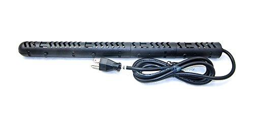 JBJ True Temp Titanium Heating System Kit for Aquariums, 500-watt