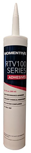 Momentive RTV108-300ML RTV 108 Silicone, One-Part, Translucent, Paste, Original Version