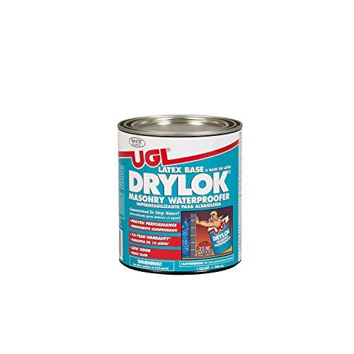 Drylok 27512 Latex Water Proofer, 1 Quart, White