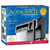 AQUA-TECH Power Aquarium Filter, 20 to 40-Gallon Aquariums