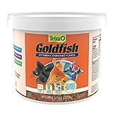 Tetra TetraFin Goldfish Flakes 4.52 Pound Bucket, Balanced Diet