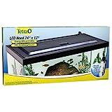 Tetra LED Aquarium Hood, Low Profile, Energy Efficient, 24 inch