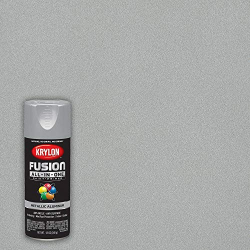 Krylon K02758007 Fusion All-in-One Spray Paint, Ink Blue
