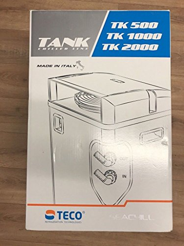 Teco Tank TK-500 1/6 HP Aquarium Chiller