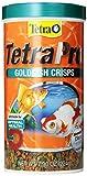 Tetra 77077 TetraPRO Goldfish Crisps for Fishes, 7.9 Ounce