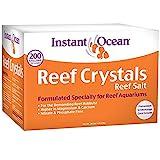 Instant Ocean Reef Crystals Reef Salt, Enriched Formulation for Aquariums, 200 gal