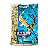 Kaytee Koi's Choice Koi Floating Fish Food, 10 LB Bag