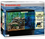 Marineland (Aquaria) AML29038 Biowheel Aquarium Kit with LED Light, 37-Gallon
