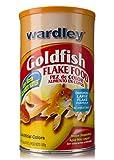 Wardley Premium Goldfish Food Flakes - 6.8oz