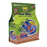 TetraPond Pond Sticks, Pond Fish Food, for Goldfish and Koi, 1.72 Pounds