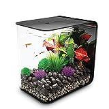 biOrb OASE 227021 Flow 30 MCR Aquarium, Black,8 Gallon 46880