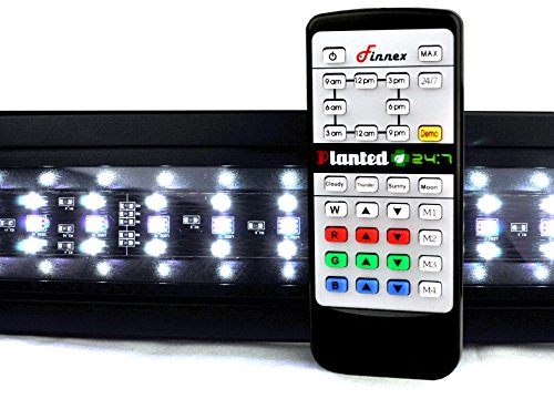 Finnex Planted+ 24/7 Fully Automated Aquarium LED, Controller, 30 Inch