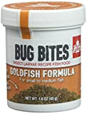Fluval A6583 Bug Bites Goldfish Granules 1.6 oz, Small to Medium Fish
