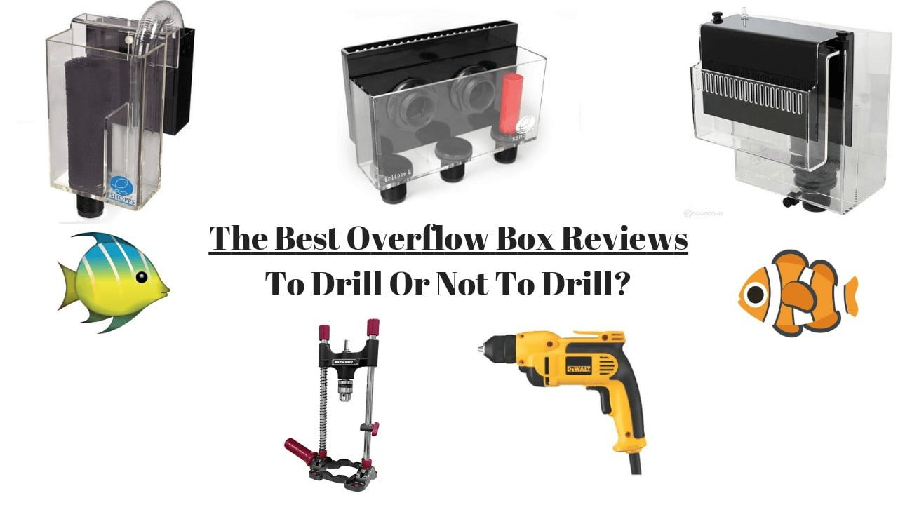 4 Top Ranked Super Sleek Hang-on Overflow Boxes